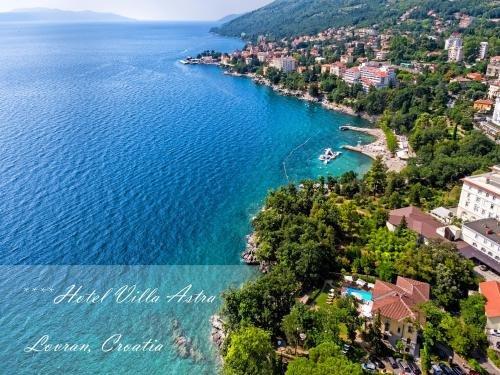 Hotel Villa Astra - фото 23