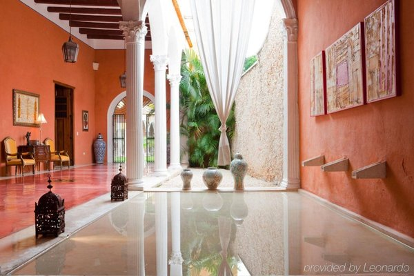 Hotel Hacienda Merida - фото 11