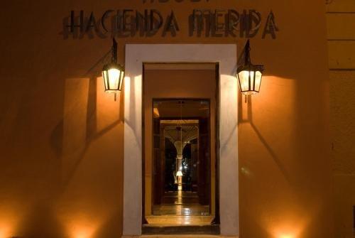 Hotel Hacienda Merida - фото 17