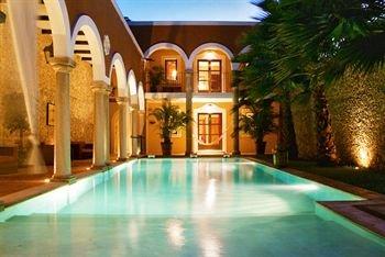 Hotel Hacienda Merida - фото 20