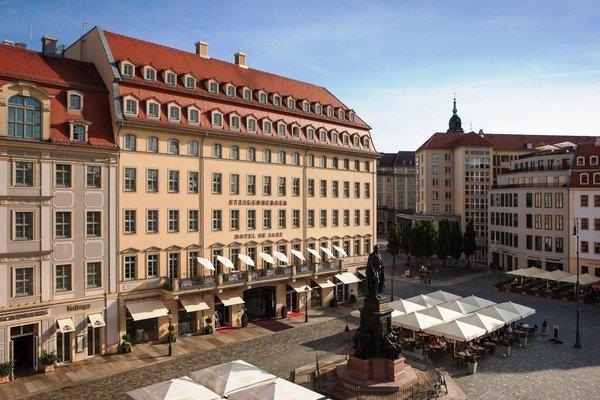 Steigenberger Hotel de Saxe - фото 21