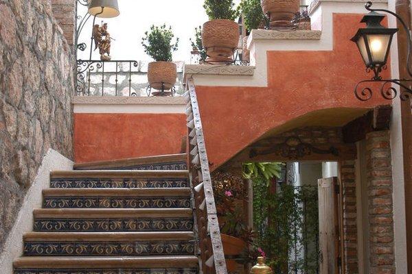 Hotel La Casa de las Rosas - фото 14