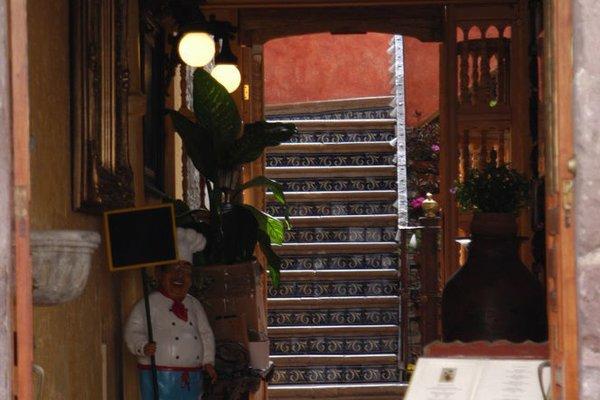 Hotel La Casa de las Rosas - фото 19