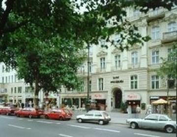 Avantgarde Hotel am Kurfurstendamm - фото 2