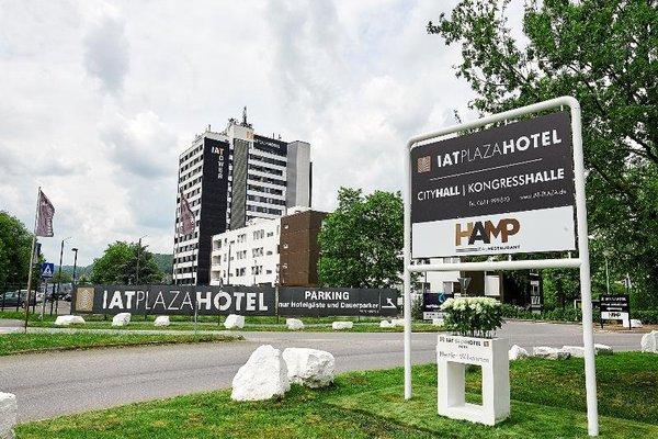 IAT PLAZA Hotel - фото 23