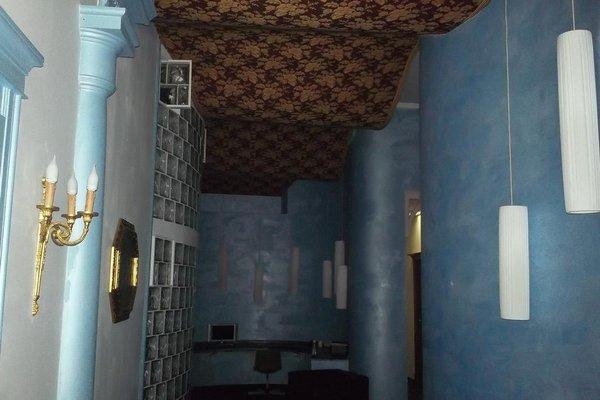 Гостиница «Nicholas», Фраскати