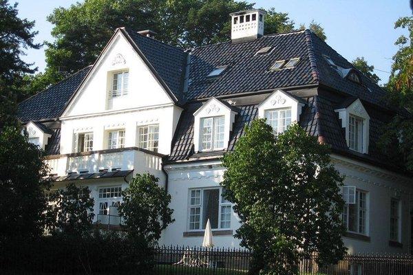 Отель «Residence Kristinelund», Осло