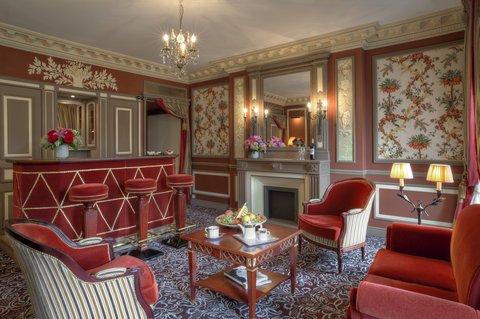 InterContinental Bordeaux Le Grand Hotel - фото 6