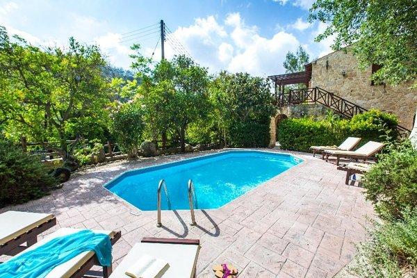 Z & X Holiday Villas - Miliou Area - фото 50