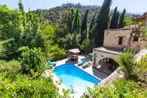 Z & X Holiday Villas - Miliou Area - фото 21