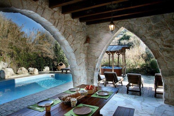 Z & X Holiday Villas - Miliou Area - фото 22