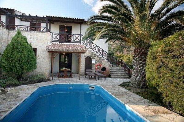 Z & X Holiday Villas - Miliou Area - фото 23