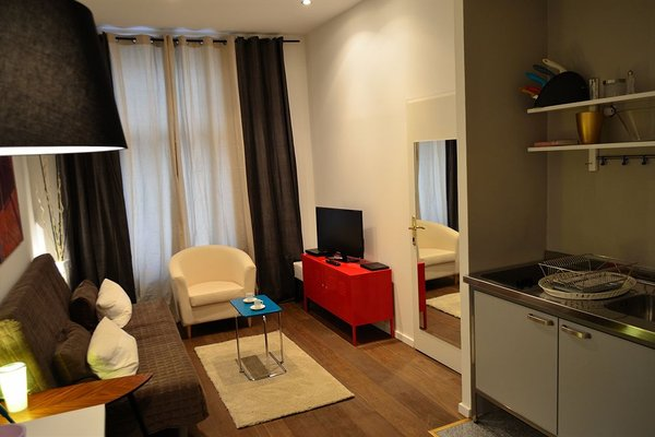 Smart Urban City Apartment - фото 6