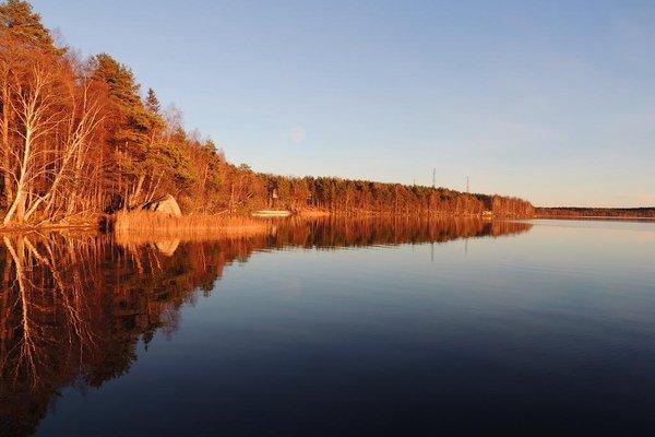 База отдыха Озеро Зеркальное - фото 23