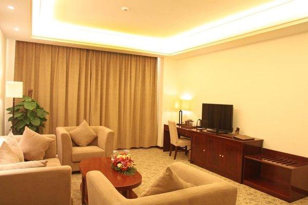 Beijing Songhe Jianguo Hotel, Шуньи