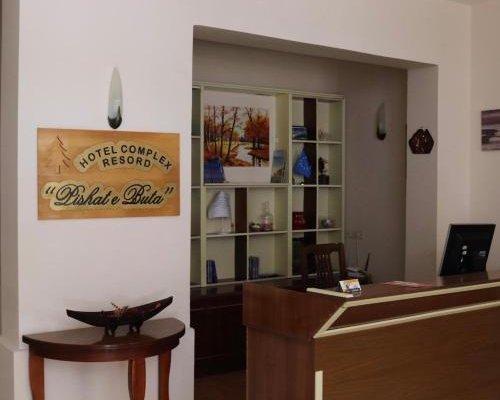 Hotel Pishat e Buta - фото 8