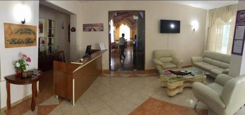 Hotel Pishat e Buta - фото 9