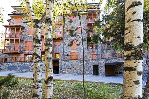 La Pleta de Soldeu Apartments - фото 19