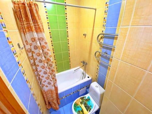 Апартаменты Байкал на Взлетке - Красноярск - фото 19