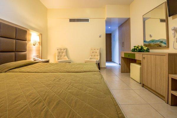 Stamatia Hotel - фото 14