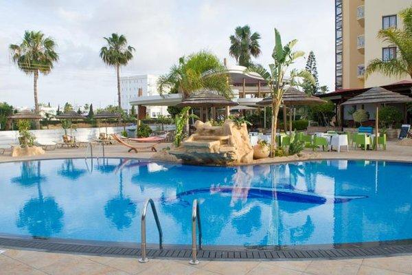 Stamatia Hotel - фото 22