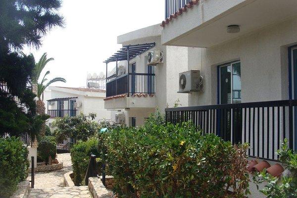 Aphelandra Hotel Apartments - фото 22