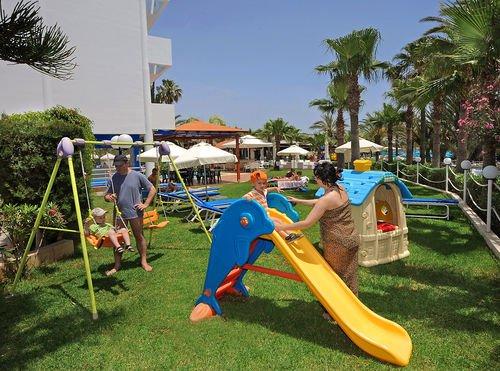 Okeanos Beach Hotel - фото 15