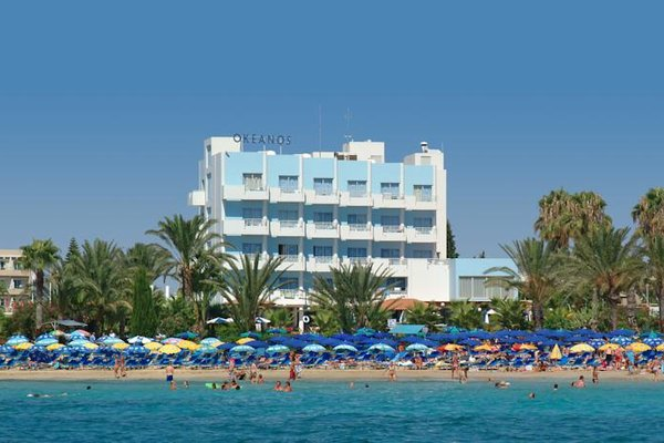 Okeanos Beach Hotel - фото 21