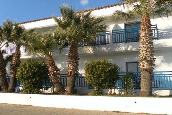Evabelle Napa Hotel Apartments - фото 22