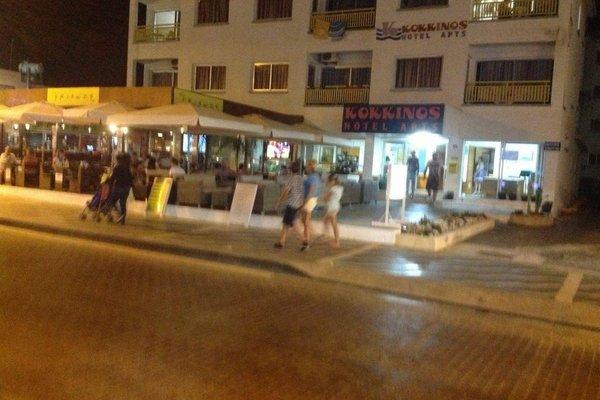Kokkinos Hotel Apartments - фото 13