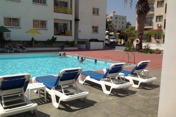Kokkinos Hotel Apartments - фото 20