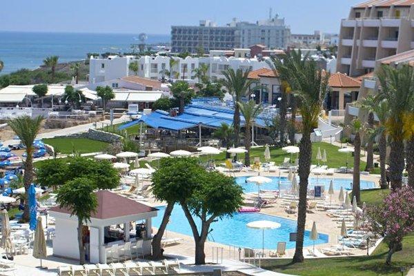 MyroAndrou Hotel Apartments - фото 20