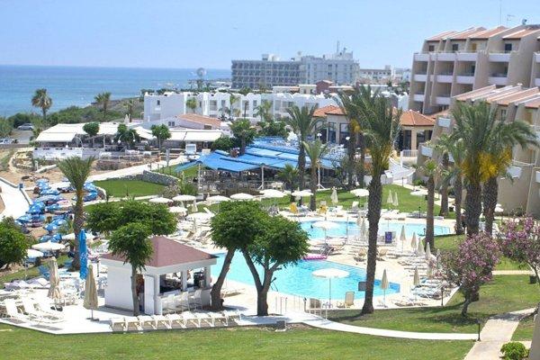 MyroAndrou Hotel Apartments - фото 21