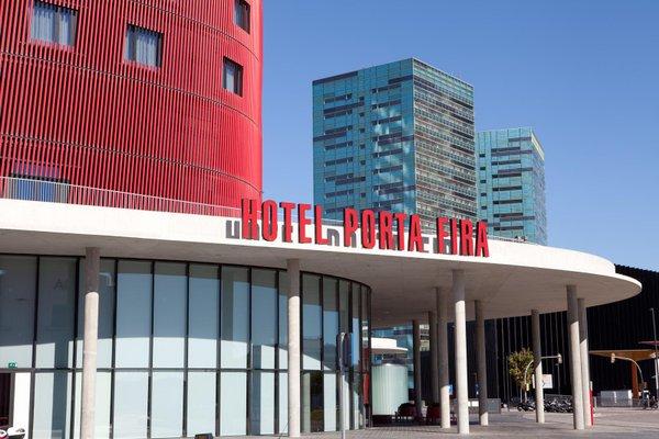 Hotel Porta Fira 4* Sup - фото 19