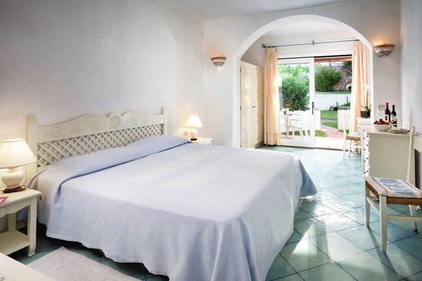 Гостиница «Le Terrazze», Бая-Сардиния