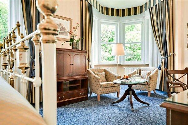 Althoff Schlosshotel Lerbach - фото 18