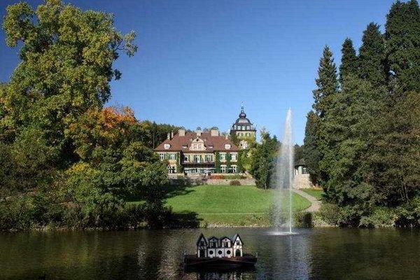 Althoff Schlosshotel Lerbach - фото 20