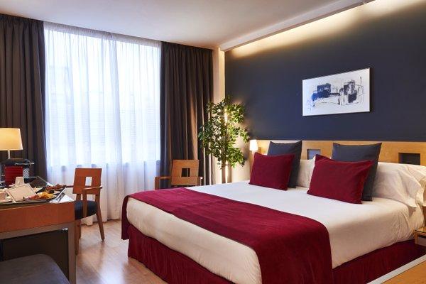Ayre Hotel Caspe - фото 1