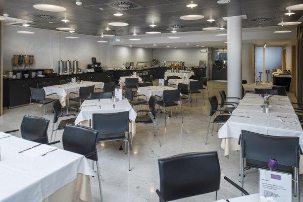 Ayre Hotel Caspe - фото 11