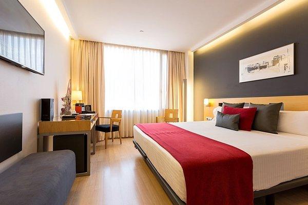 Ayre Hotel Caspe - фото 2