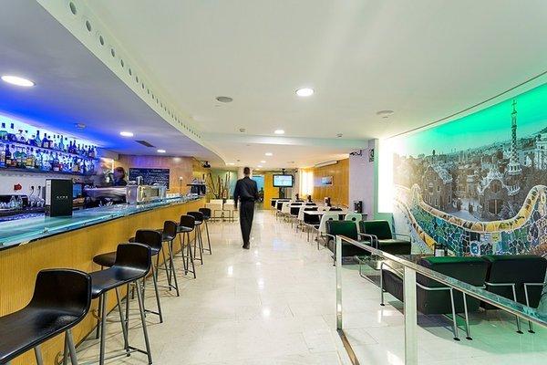 Ayre Hotel Caspe - фото 8