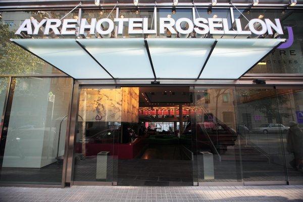 Ayre Hotel Rosellón - фото 18
