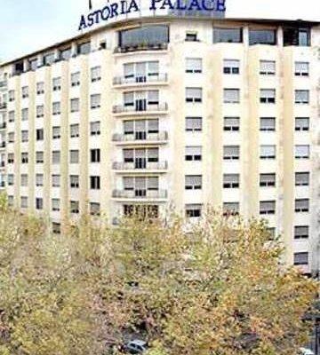 Ayre Hotel Astoria Palace - фото 23