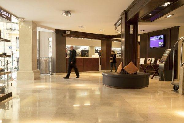 Ayre Hotel Astoria Palace - фото 5