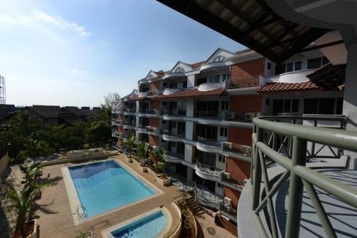 Perdana Beach Resort - фото 22