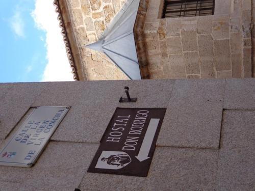 Hostal Don Rodrigo - фото 23