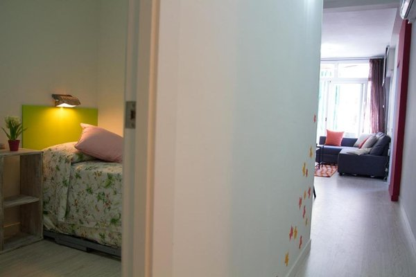 Bbarcelona Apartments Modern Eixample Flats - фото 1