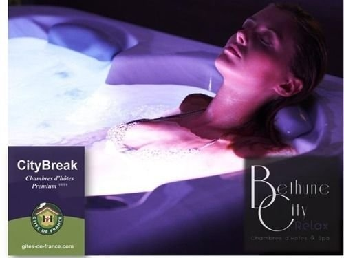 Bethune City Relax Spa & Sauna - фото 19