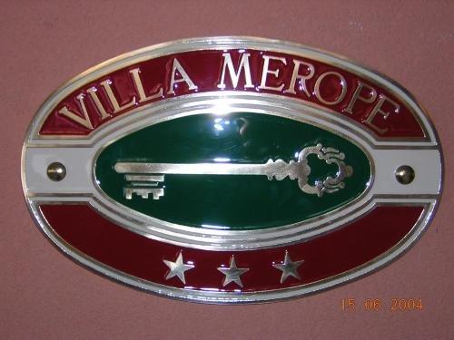 Hotel Villa Merope - фото 18