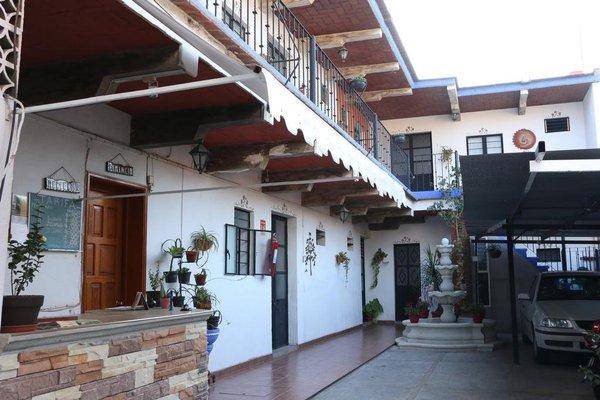 Hotel Casa Rustica - фото 20
